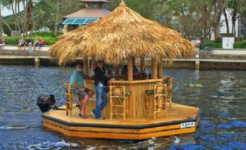 tiki bar boat where to buy one crusin tikis featured