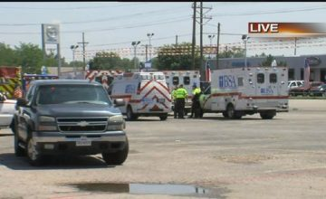 Here We Go Again - Active Shooter At Walmart In Amarillo, Texas featured