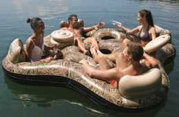 Realtree Camo Floating Island featured