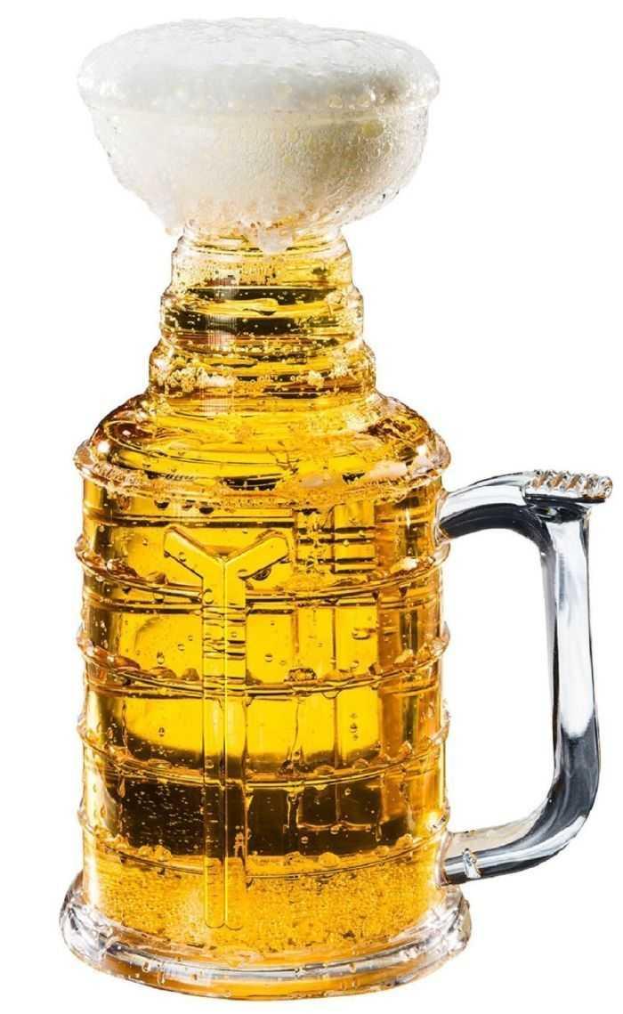 Stanley Stein 25Oz. Hockey Beer Mug 001