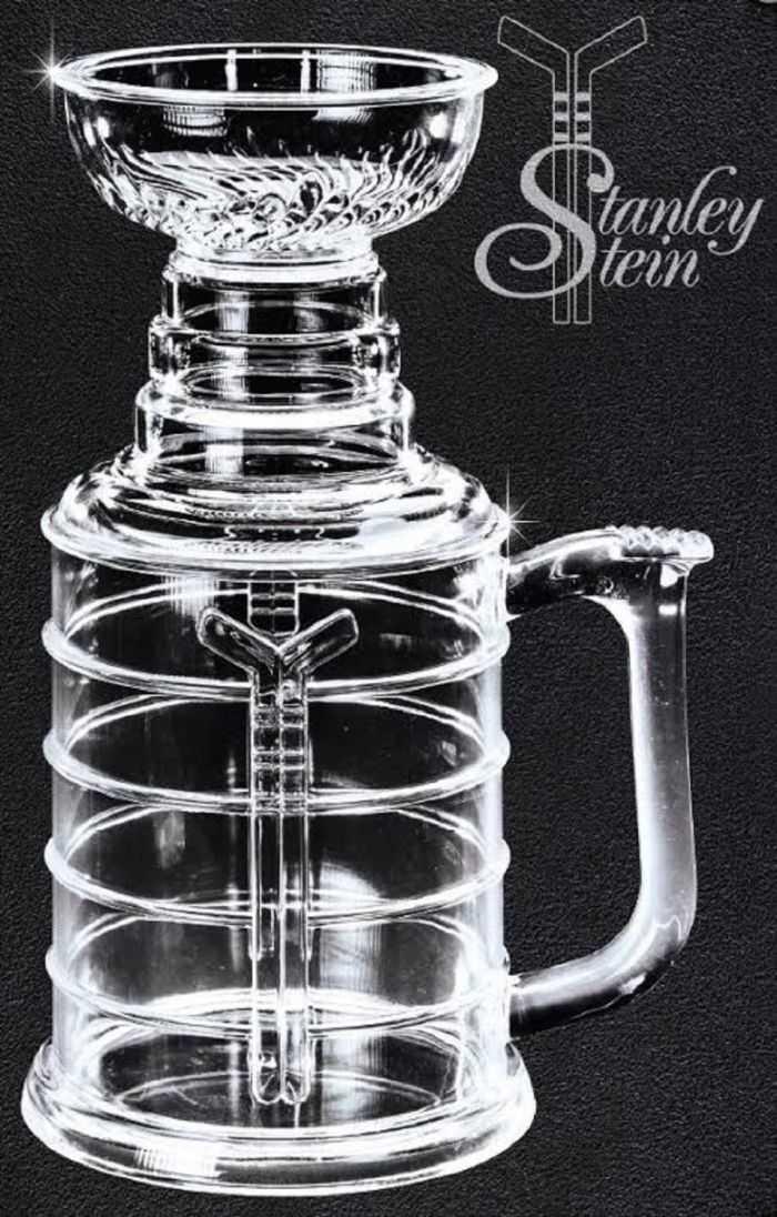 Stanley Stein 25Oz. Hockey Beer Mug 002
