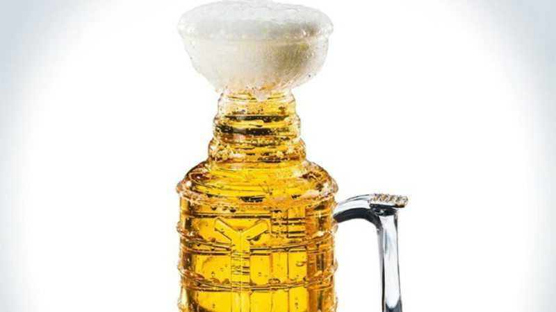 Stanley Stein 25oz. Hockey Beer Mug featured