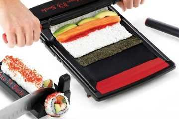 Yomo Sushi Maker - Make A Perfect Sushi Roll EVERYTIME featured