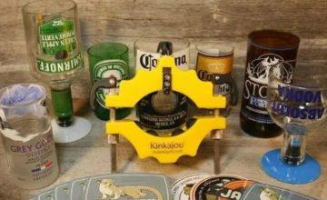 Meet The Kinkajou Bottle Cutter featured