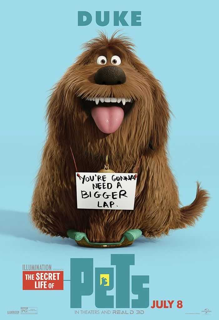 The Secret Life Of Pets - Funny Pictures And Quotes 008