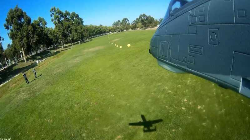 Huge RC A-10 That Shoots Nerf Balls featured