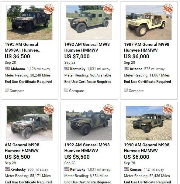 buy-your-own-military-surplus-hmmwv-pictures