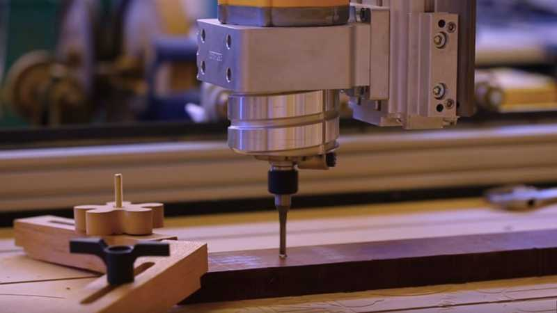 Epic Stop Motion Of A Woodworker Building A Segmented Bowl With Walnut And Maple featured