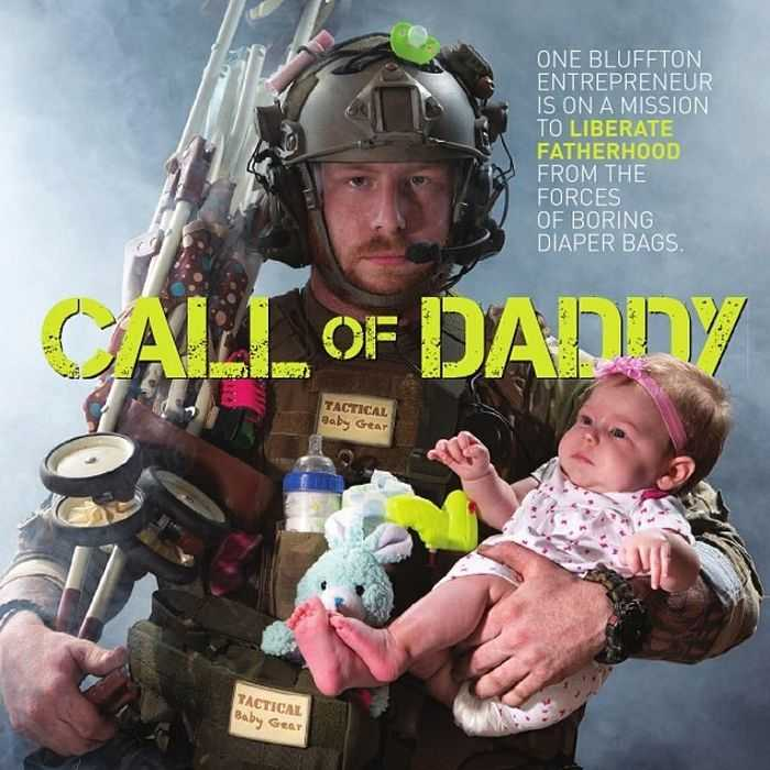 Tactical Baby Gear This Is How You Dad Like A Boss