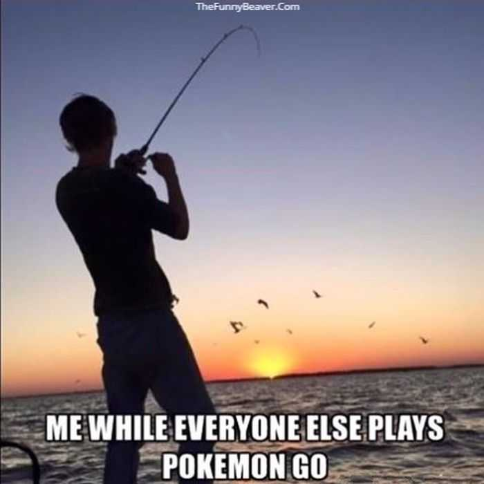 funny hunting and fishing pictures and memes 008