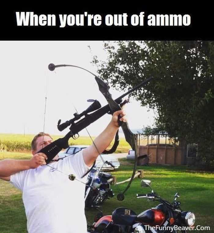 funny hunting and fishing pictures and memes 022