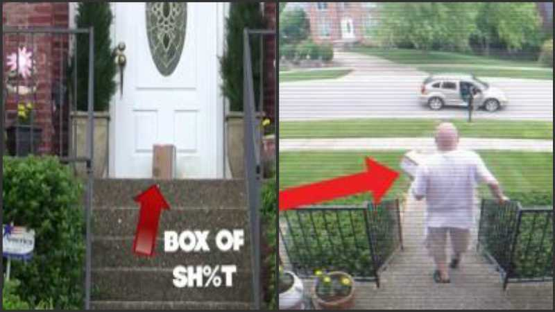 """Man Uses An Exploding """"Bait Box"""" Full Of Poop To Get ..."""