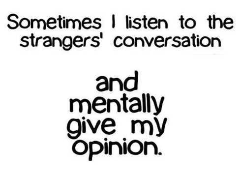 66 Funny Pictures - mentally give opinion