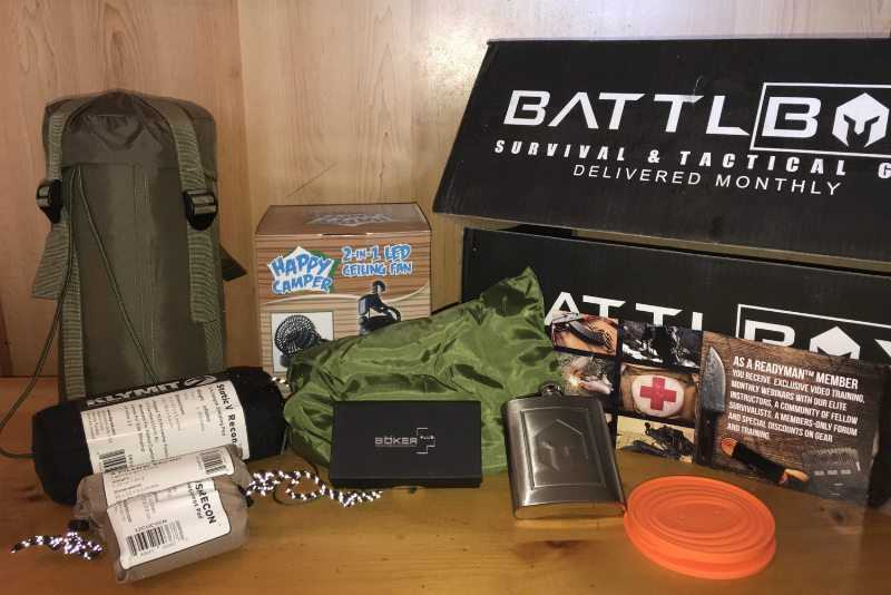 New-Battlbox-Review-Mission-21-Camp-Comfort-And-Convenience