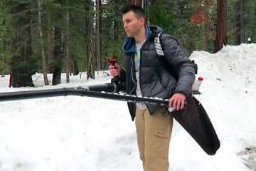 Snowball Machine Gun - How To Build One. featured
