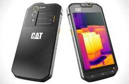 Caterpillar CAT S60 Smartphone With Thermal Imaging Featured