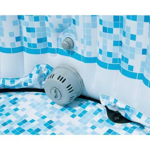 Coleman Lay-Z Portable And Inflatable Outdoor Spa 001