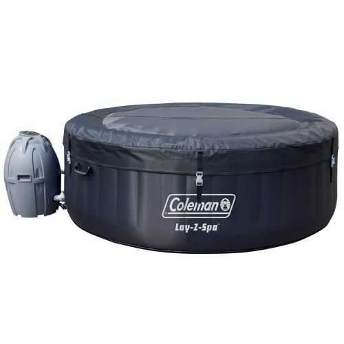 Coleman Lay-Z Portable And Inflatable Outdoor Spa 004