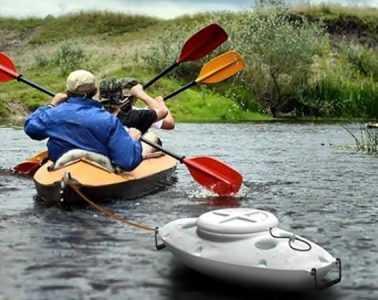 CreekKooler – Floating, Insulated And Watertight Cooler featured 2