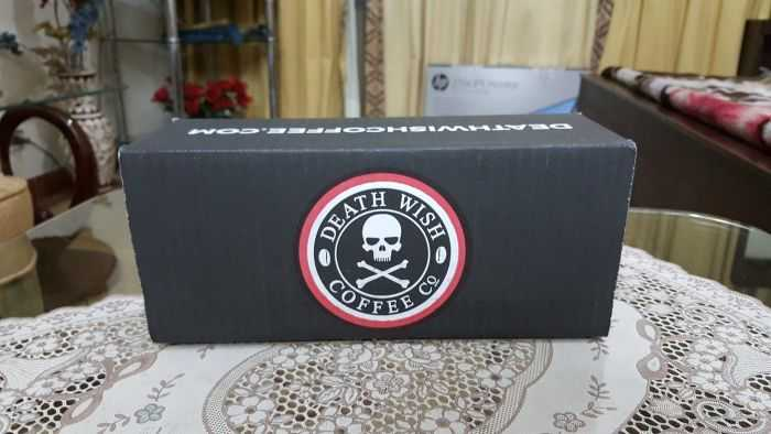 Death Wish Coffee Is The World's Strongest Coffee price, reviews and where to buy 302