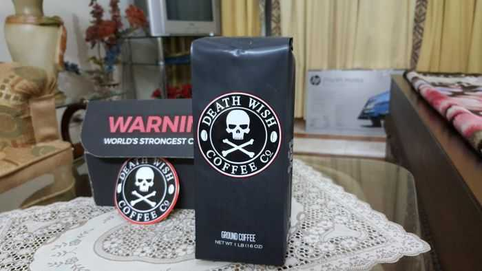 Death Wish Coffee Is The World's Strongest Coffee price, reviews and where to buy 303