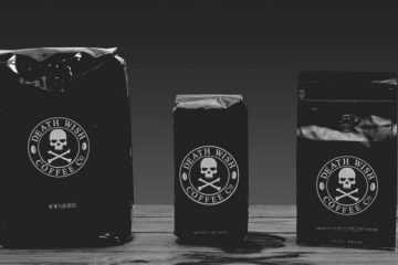 Death Wish Coffee - The World's Strongest Coffee Featured