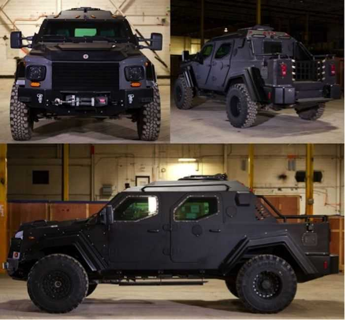 Gurkha Tactical Armored Vehicle Pictures 002