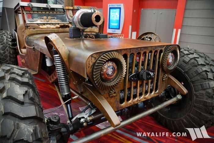 Hauk Designs Rat Rock Jeep 004