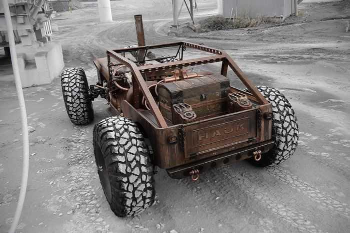 Hauk Designs Rat Rock Jeep 007