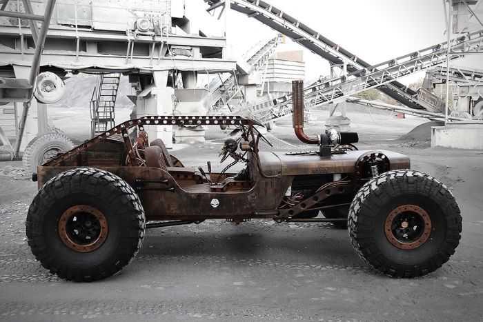 Hauk Designs Rat Rock Jeep 009