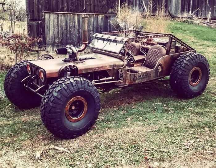 Hauk Designs Rat Rock Jeep 012
