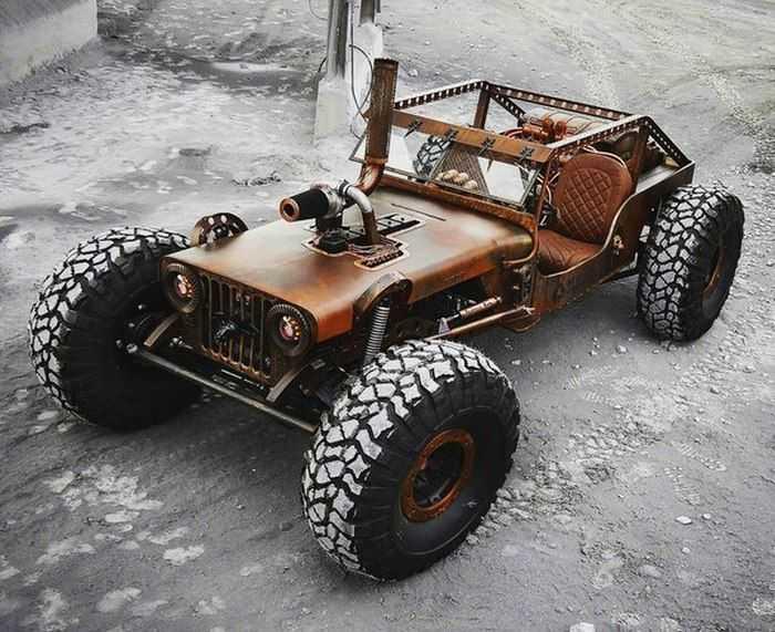 Hauk Designs Rat Rock Jeep 013
