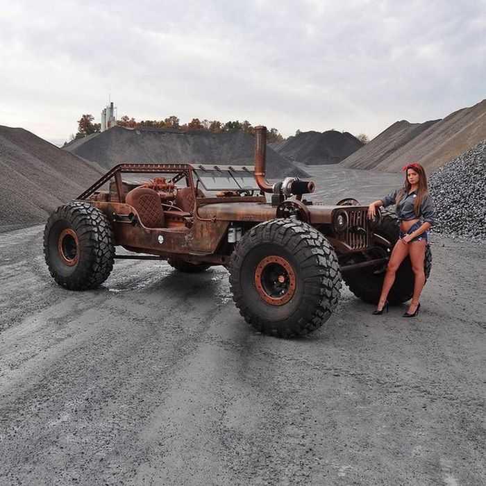 Hauk Designs Rat Rock Jeep 014