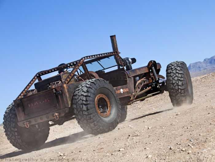 Hauk Designs Rat Rock Jeep 015