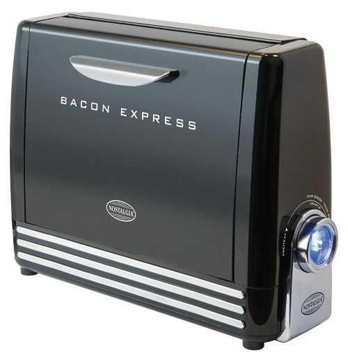 Nostalgia Bacon Express Crispy Bacon Grill 003