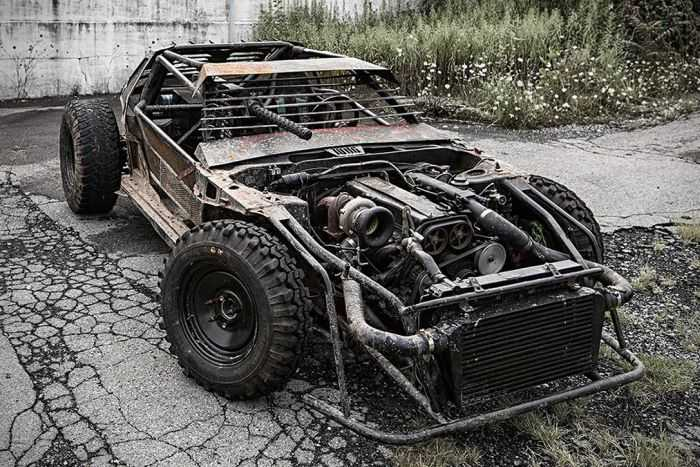 Speed Warhouse '91 Nissan 240SX DeathKart 501