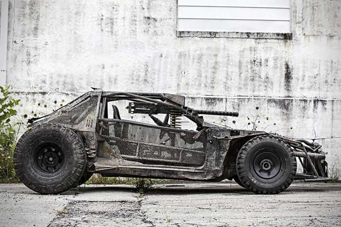 Speed Warhouse '91 Nissan 240SX DeathKart 502