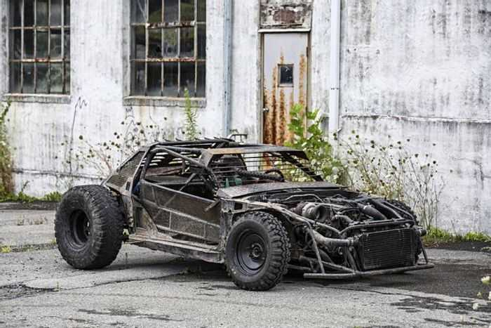 Speed Warhouse '91 Nissan 240SX DeathKart 504
