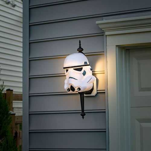Star Wars Porch Light Cover 001