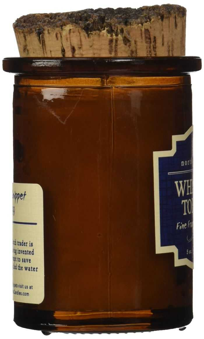 Whiskey & Tobacco Scented Candle 003