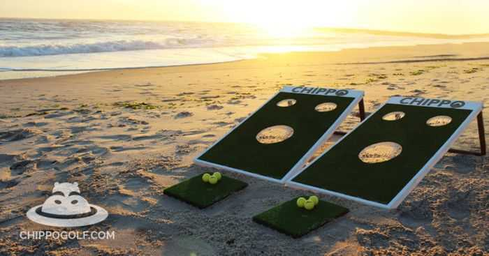 Chippo - When You Cross Golf With Cornhole 002