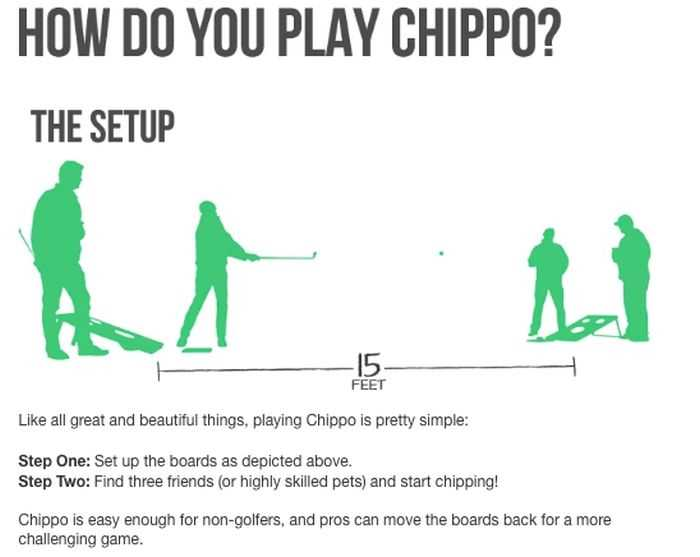 Chippo - When You Cross Golf With Cornhole 008