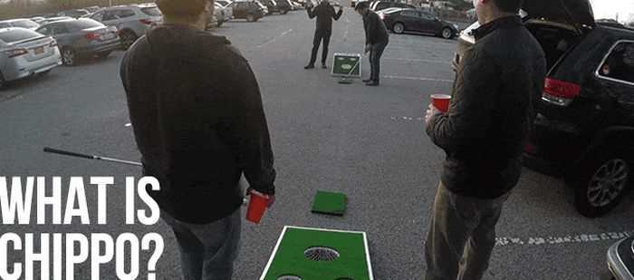 Chippo - When You Cross Golf With Cornhole 010