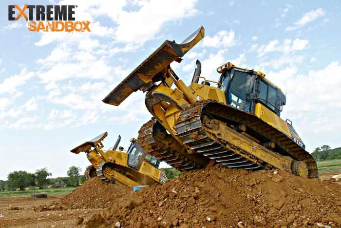 Extreme Sandbox - Drive Heavy Equipment And Smash Cars 003