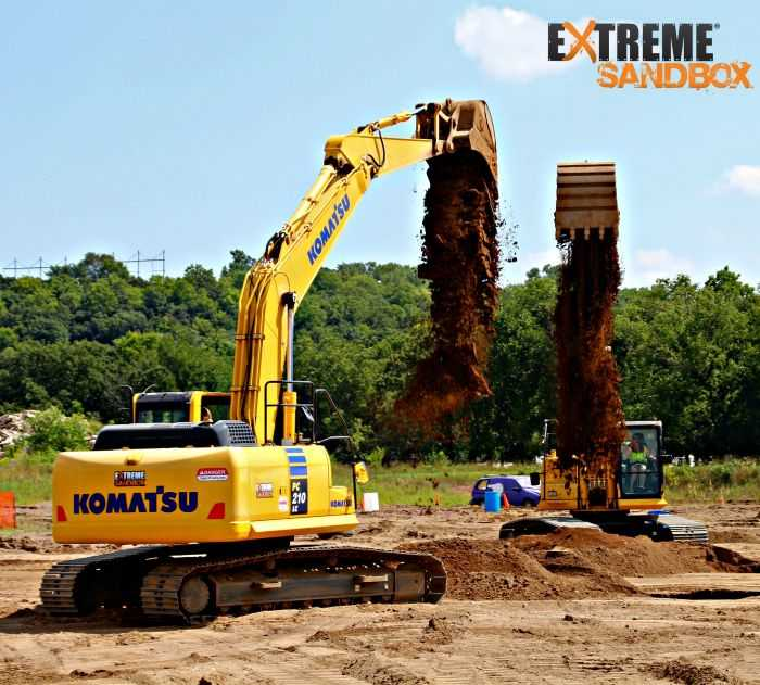 Extreme Sandbox - Drive Heavy Equipment And Smash Cars 004