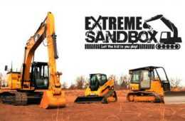 Extreme Sandbox - Drive Heavy Equipment And Smash Cars Featured