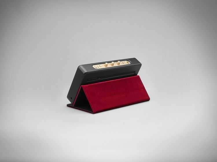 Marshall Stockwell Portable Bluetooth Speaker 4004