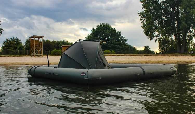 Raptorboats Raptor Fishing Platform XL 0001