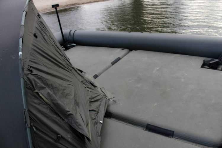Raptorboats Raptor Fishing Platform XL 0003
