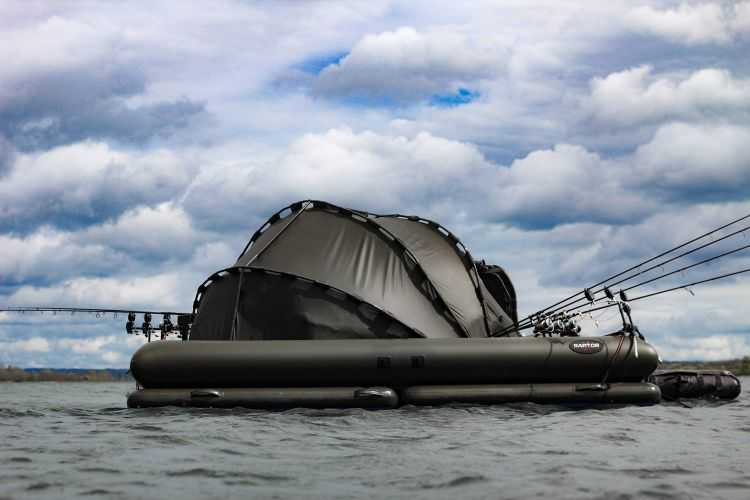 Raptorboats Raptor Fishing Platform XL 0005